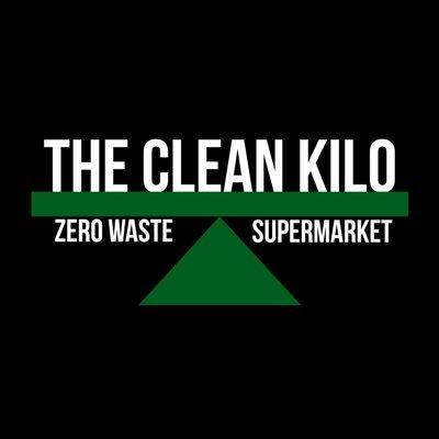 Clean Kilo Twitter Logo