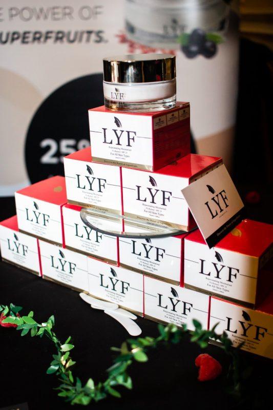 LYF Cosmetics - Product Shot